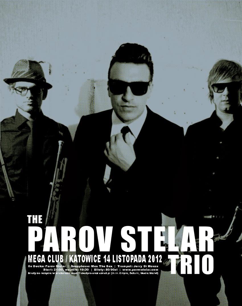The Parov Stelar Trio wystąpi w Polsce