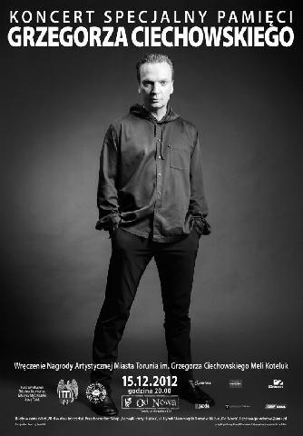 Koncert Poświęcony Pamięci Grzegorza Ciechowskiego