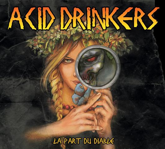 Wygraj najnowszą płytę Acid Drinkers