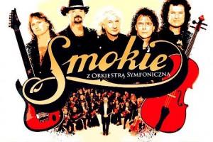 SMOKIE z orkiestrą symfoniczną w Bydgoszczy!
