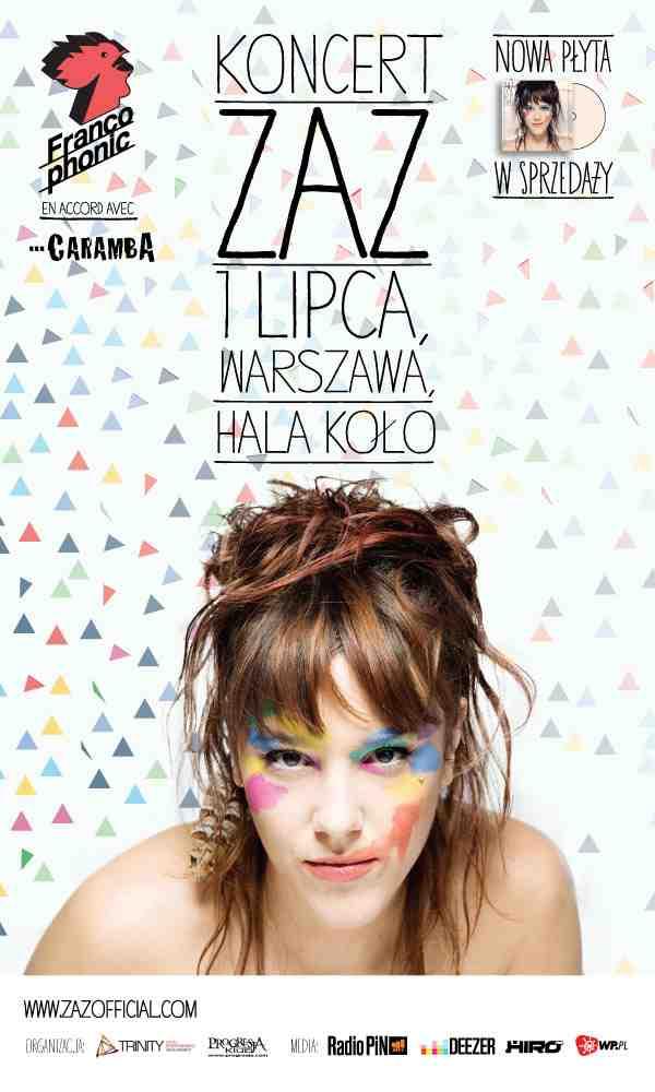 Gwiazda piosenki francuskiej na jedynym koncercie w Polsce!