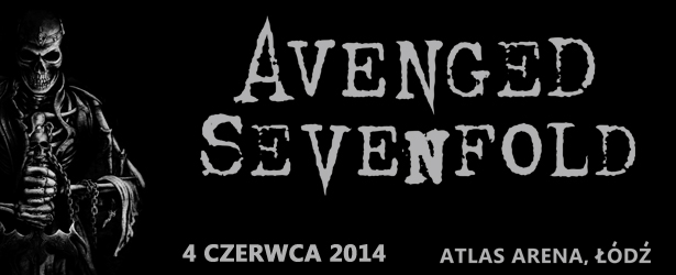Wygraj wejściówkę na koncert Avenged Sevenfold!