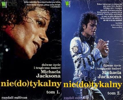 Wygraj biografię Michaela Jacksona - Nie(do)tykalny