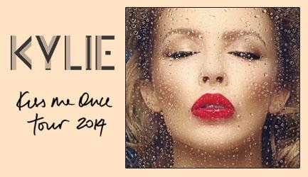 Kylie Minogue wystąpi w Polsce!