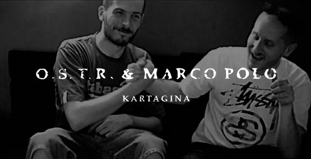 O.S.T.R. i Marco Polo wspólnie w Bydgoszczy