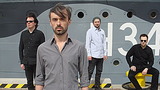 Wygraj bilet na koncert The Shipyard w Gdańsku