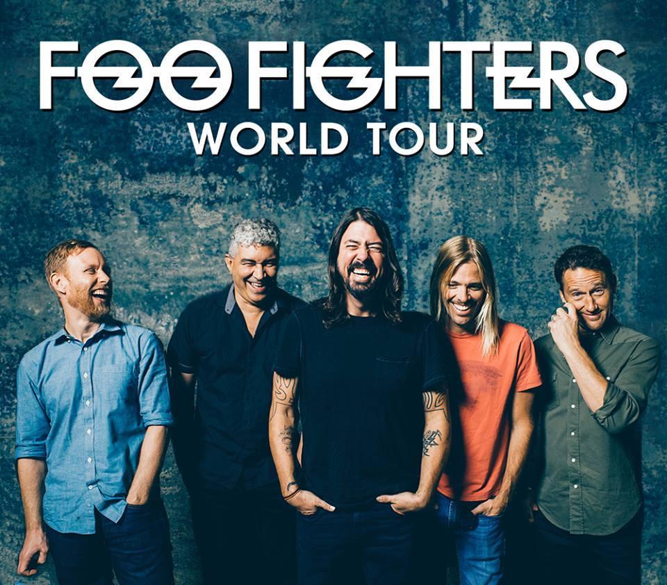 Foo Fighters wystąpi w Polsce!