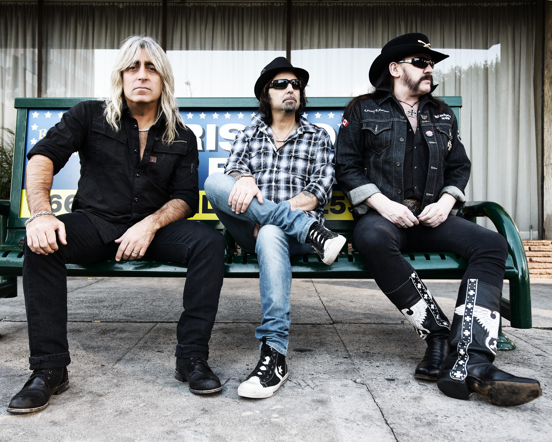 Motörhead pracuje nad nowym albumem!