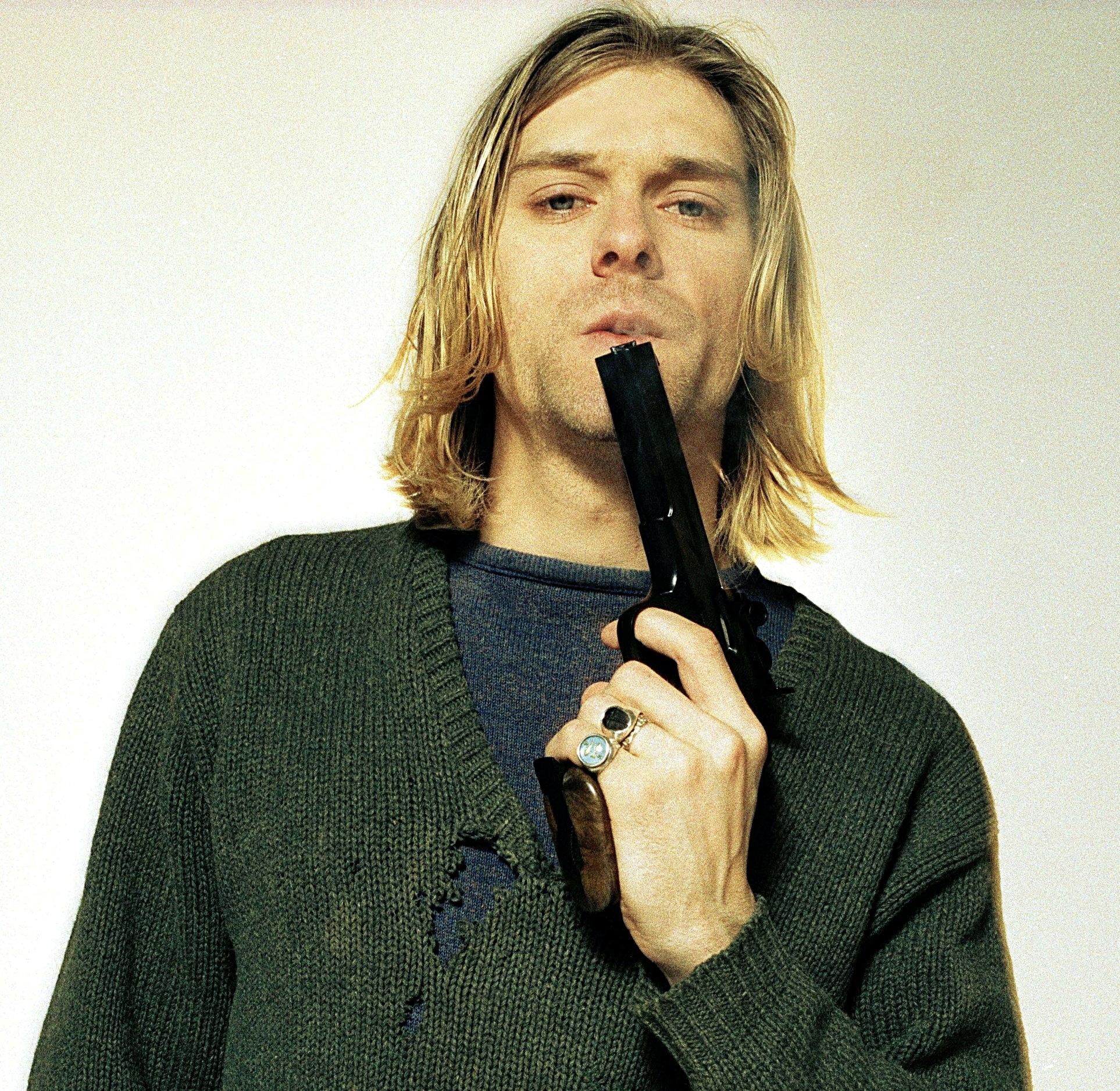 Solowe utwory Kurta Cobaina jeszcze w tym roku!