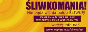 Uratuj Śliwka Fest w kampanii Śliwka HELL-p!