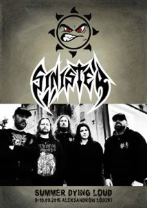 Sinister na Summer Dying Loud 2016