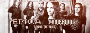 Epica/ Powerwolf