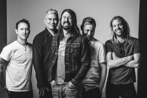 Foo Fighters pracuje nad 9 albumem