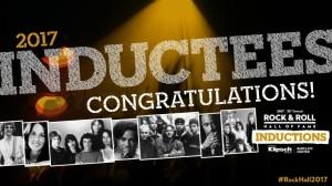 Oni dołączą do R&R Hall of Fame w 2017 roku