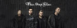 Three Days Grace na dwóch koncertach w Polsce!