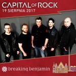 Breaking Benjamin pierwszy raz w Polsce!