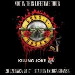 Wiemy kto poprzedzi gdański występ Guns'N'Roses
