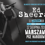 Ed Sheeran will give a second concert in Poland!