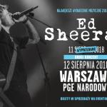 Ed Sheeran da drugi koncert w Polsce!